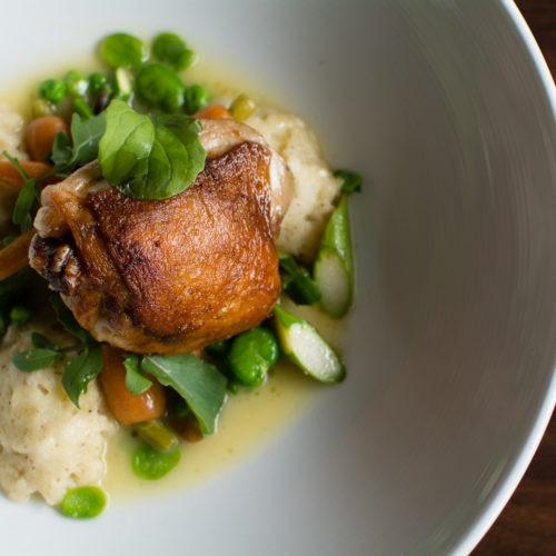 Private Dining Chicken Thigh